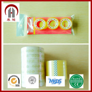 SGS Certification BOPP Stationery Tape pictures & photos