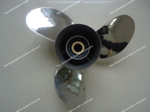 Propeller of Outboard Motor for YAMAHA Stainless Steel Propeller pictures & photos