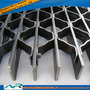 ASTM Steel Grating Riveted Grating pictures & photos
