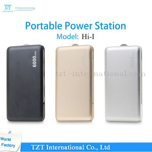 Hot Selling Super Thin Mobile Power Bank (Hi-I) pictures & photos
