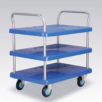Hand Cart/Jack with 3 Layer (300kg) pictures & photos