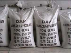Diammonium Phosphate DAP 18-46-0 Supplier, DAP Fertilizer Supplier in Factory pictures & photos