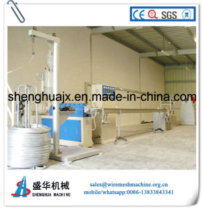 PVC Wire Coated Machine (SHW 156) pictures & photos