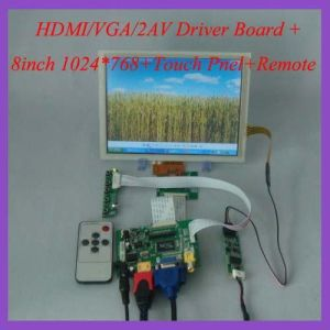 8inch TFT LCD Screen 1024X768 WVGA LCD Display pictures & photos