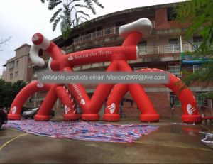 Factory Price Giant Inflatable Bike for Advertising for Promotion pictures & photos