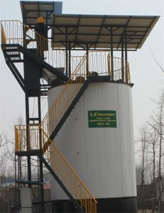 Waste Manure to Organic Fertilizer Composting Machine by Fermentation (GFJ-70)