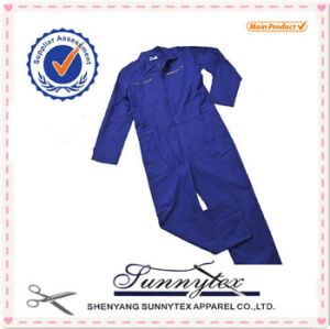 2017 New Style Nonwoven Safety Suit Seaman Coverall pictures & photos