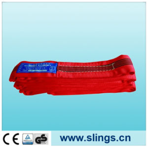 Wide Body Polyster Round Slings pictures & photos