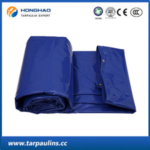 Factory Direct Wholesale Fabric Coated PVC Tarpaulin Roll pictures & photos
