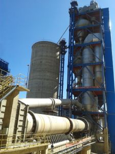 4.9*76m Rotary Kiln in Cement Production Line pictures & photos