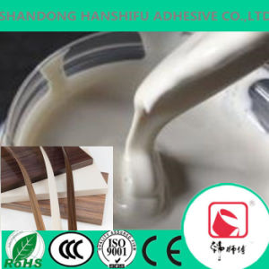 PVC Adhesive Working for Edge pictures & photos