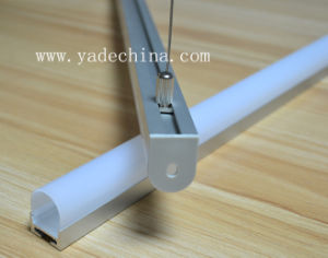 New Style Suspend pendant 17mm LED Strip Aluminum Profile for Ceiling pictures & photos