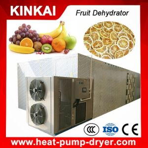 Heat Pump Dryer Type Fruit Dehydrator with Energy Saving 75% pictures & photos