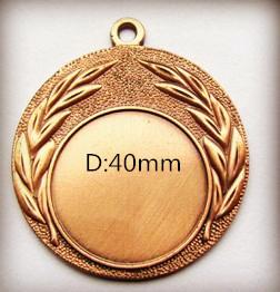 Whole Sale Bronze Medals for Souvenir (JPT-402)