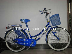 High Grade Girl Bicycle City Bike (CB-016) pictures & photos