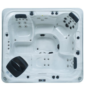2017 New Design Power Whirlpool Outdoor Wholesale SPA Hot Tub (M-3388) pictures & photos