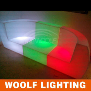 Gongguan LED Light Sofa/LED Lighting Furniture Sofa/ Rocking Sofa pictures & photos