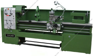 High Speed Lathe -Tdc400 pictures & photos