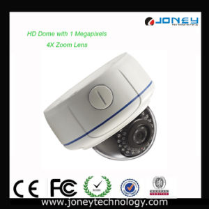 High Definition 4X Auto Zoom IP Dome Camera pictures & photos