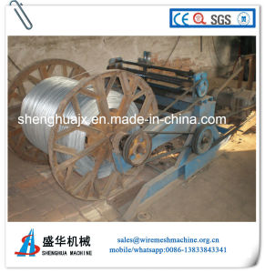 PVC Wire Coated Machine (SHP004) /Machine to Coated PVC on Wire pictures & photos