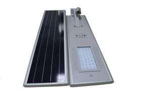 Light Solar System Solar Park Lights IP65 Rating Cool White Waterproof Solar Power Street Lights for Sale pictures & photos