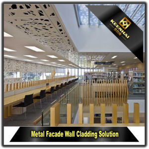 Color Coated Exterior Metal Aluminum Wall Cladding for Curtain Wall pictures & photos
