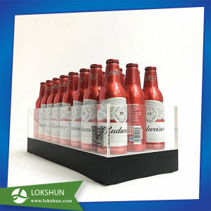 Clear LED Lighted Liquor Bottle Display for Wine Promotion pictures & photos
