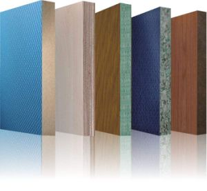Melamine Board, MFC Board, Laminated Board pictures & photos