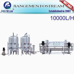 Reverse Osmosis Ozone Generator UV Sterilization Water Treatment System pictures & photos