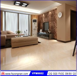 New Design Polished Porcelain Stone Floor Tile (VPM6805 600X600mm) pictures & photos