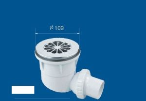Plastic Drainer, Plastic Waste Valve, Shower Drainer pictures & photos