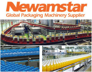 Full Automatic Round Bottle Sorting Machine pictures & photos