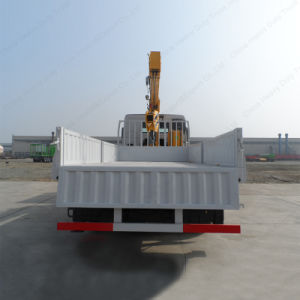 8tons Pickup Truck Crane Hydraulic Mobile Crane Truck Mounted Crane pictures & photos