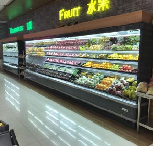 Industrial and Commercial Refrigerators Freezer for Fruit&Vegetable pictures & photos