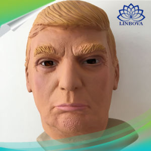 Environmental Protection Latex Halloween Party Cosplay Donald Trump Mask pictures & photos