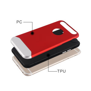 New Arrival Hot Sell Concise PC&TPU Cell Phone Case for iPhone pictures & photos
