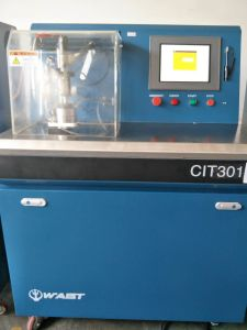 Cummins Assigned Model Cit301 Series Injector Test Bench-High Precision and Quality, Resonable Price, Best Selling Model with Drv and Pneumatic HP Needle Valve pictures & photos