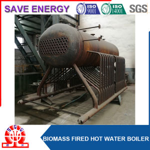 Water Tube Save Energy Wood Pellet Burning Boiler pictures & photos