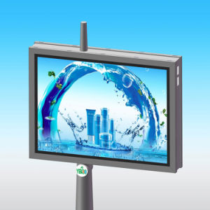 Customized Advertising Design Scrolling Backlit Billboard Structure pictures & photos