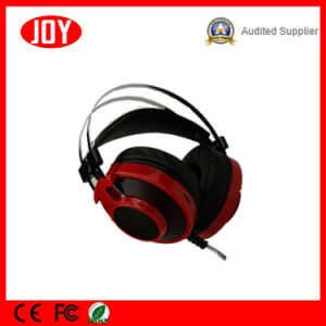 USB Stereo Gaming LED Light Headphones with Mic pictures & photos