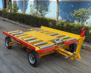 Container Dolly Pallet Dolly Airport Dolly pictures & photos