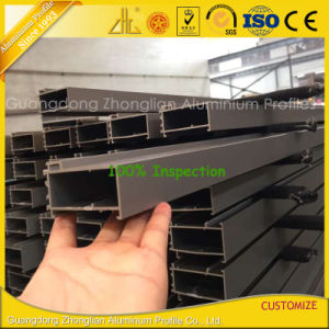 ISO 9001 Aluminium Factory Supplying Aluminium Extrusion Curtain Wall Profile pictures & photos