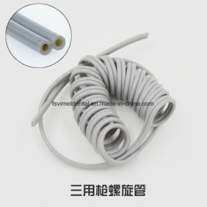 Dental Syringe Tubing Spiral Dental Pipes Equipment Spare Parts pictures & photos