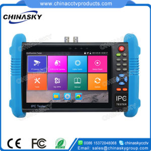 "4.3"" IP, Ahd, Tvi, Cvi Cameras All-in-One CCTV Tester (IPCT4300HDA) pictures & photos"