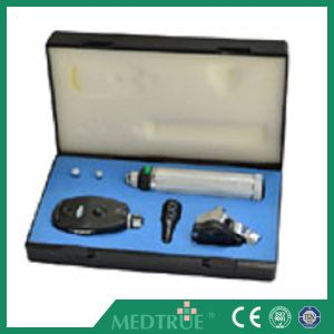 Medical Diagnostic Set Otoscope Ophthalmoscope (MT01012201) pictures & photos