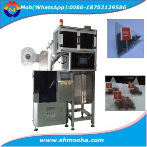 Pyramid Tea Bag Packing Machine/Pyramid Tea Bag Packaging Machine pictures & photos