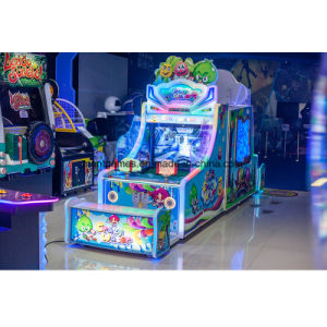 Amusement Park Crazy Water 2 Players Shooting Arcade Game Machine pictures & photos
