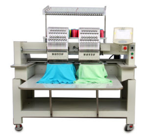 Computerized Hat Embroidery Machine with Tajima Embroidery Machine Parts Made in Japan pictures & photos