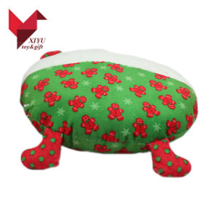 China Factory Cheap Plush Christmas Pillow for Sofa pictures & photos