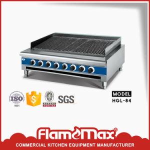 Stainless Steel Gas Chargrill Hgl-741 pictures & photos